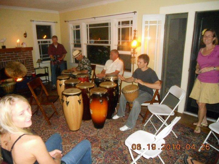 Drum Party