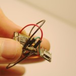 Femtoduino in my hand