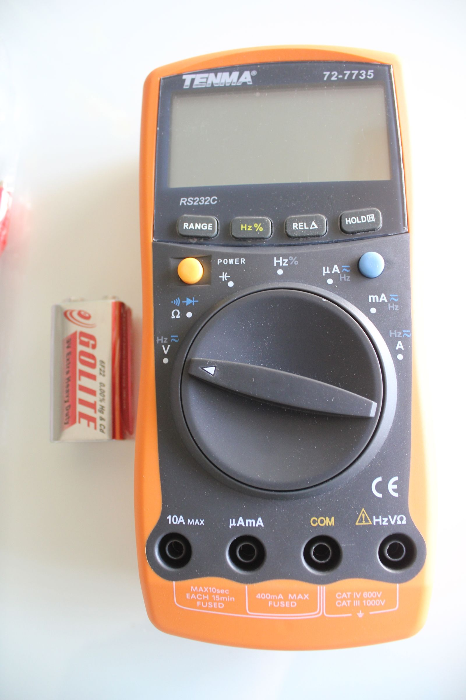 Tenma 72-7735 multimeter
