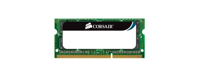 Corsair RAM Macbook pro