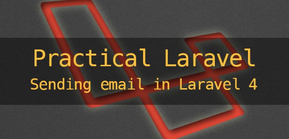 Sending E-Mail with Laravel 4 using mail - Maks Surguy's