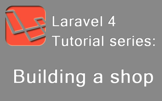 laravel-shop-intro
