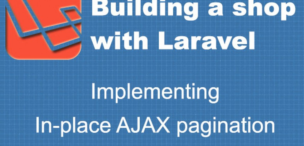 In-place Pagination using Backbone js and Laravel (shop