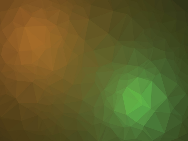 Free Wallpapers And A Generator Of Delaunay Triangulation Patterns - Green and brown wallpaper