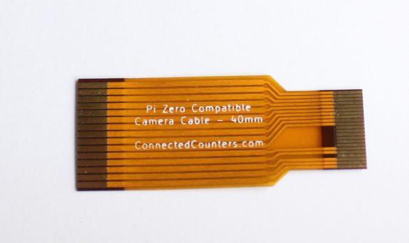 Pi Zero Compatible Camera Cable