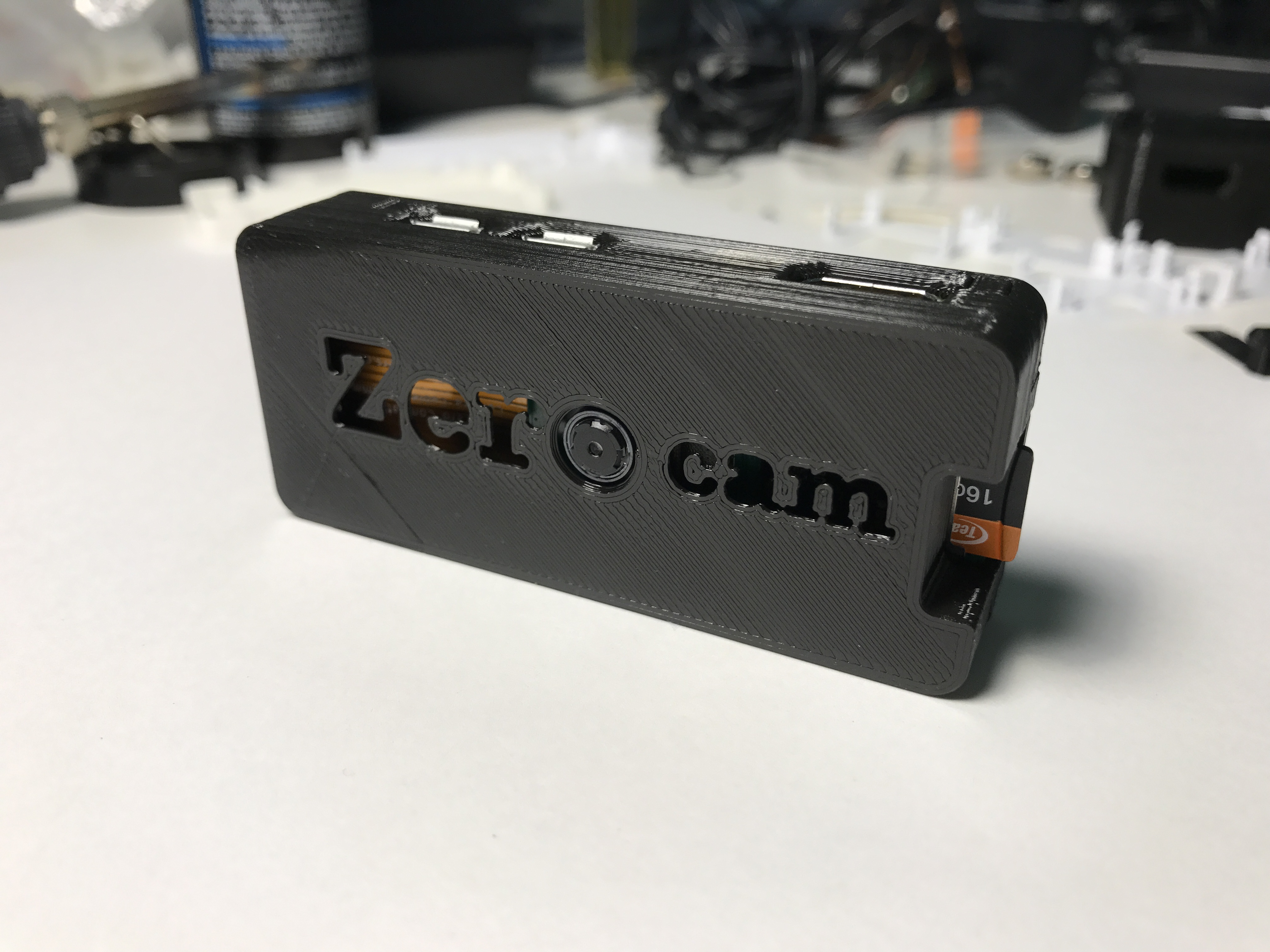 Raspberry Pi Zero camera case