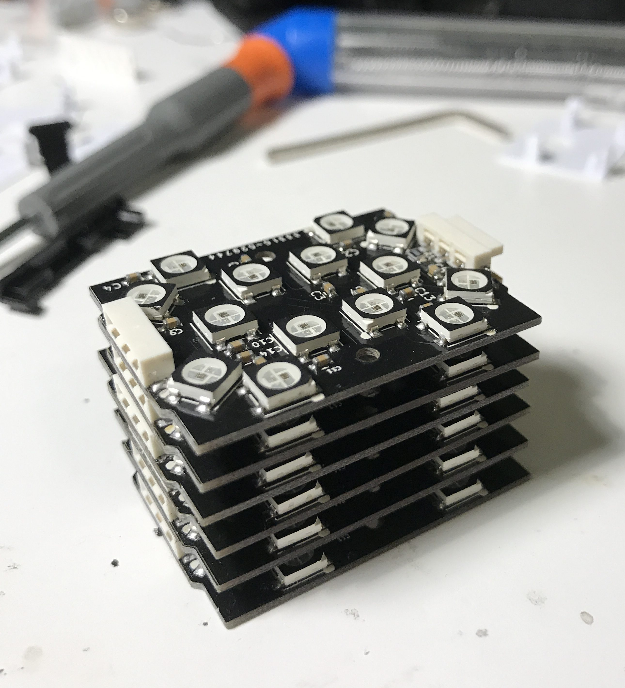 Soldered Modules