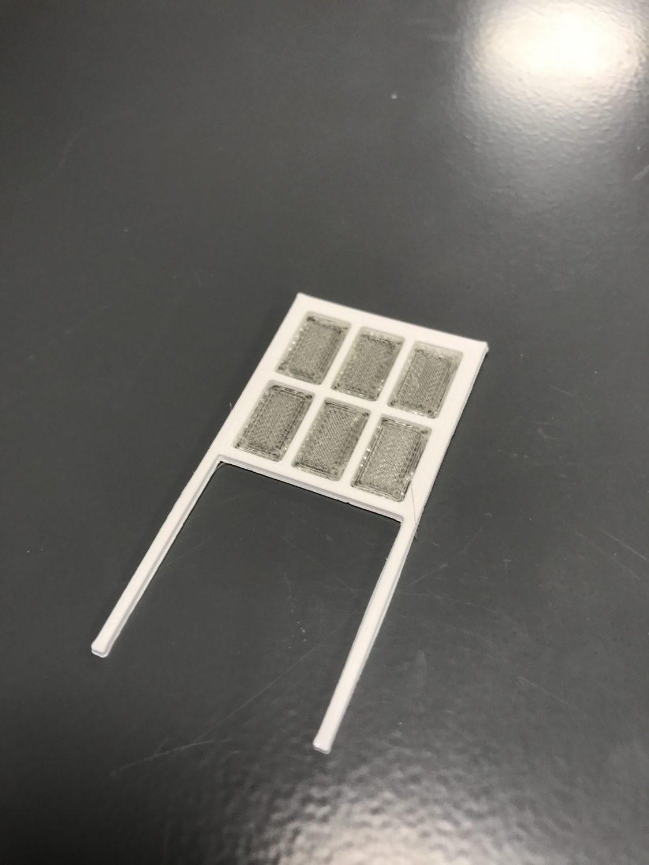 3d printed window