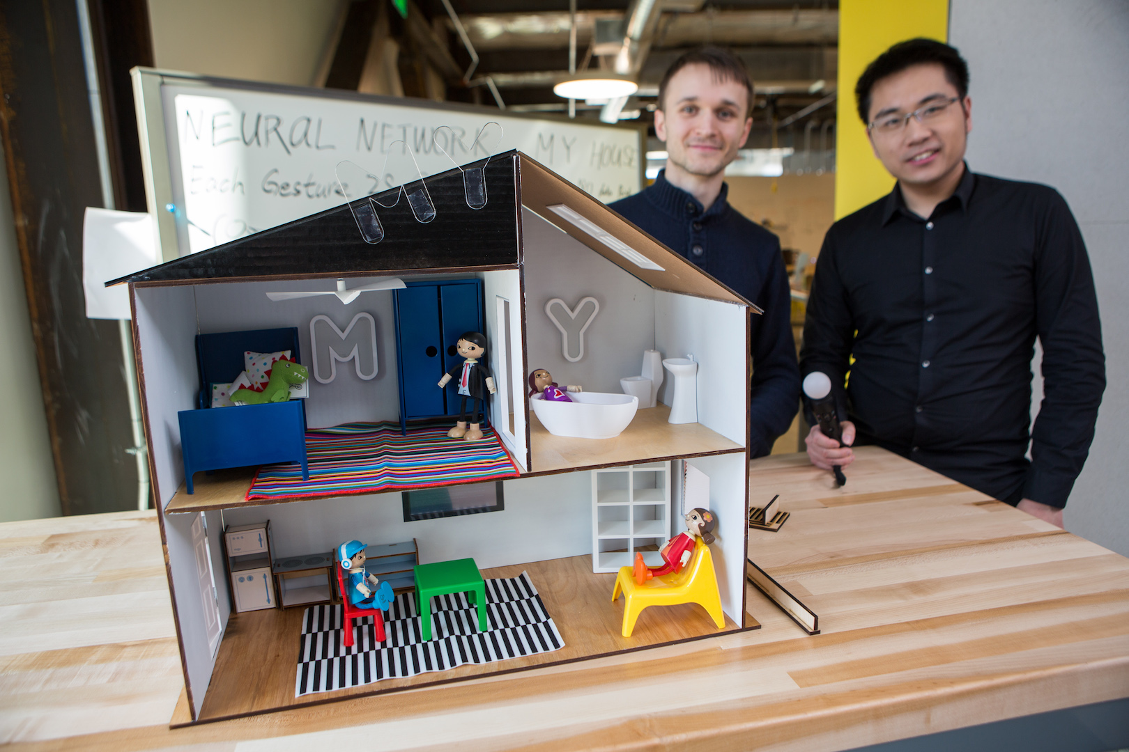 MYHouse smart doll house
