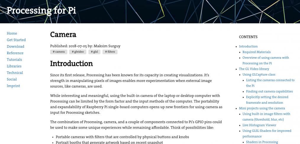 Google Summer of Code 2018 - Maks Surguy's blog on