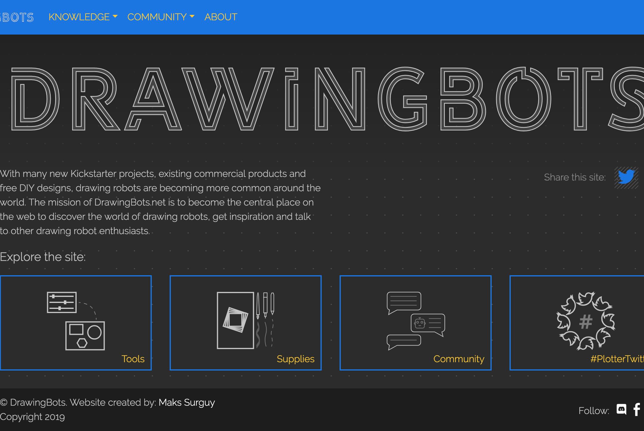 Drawingbots net Home
