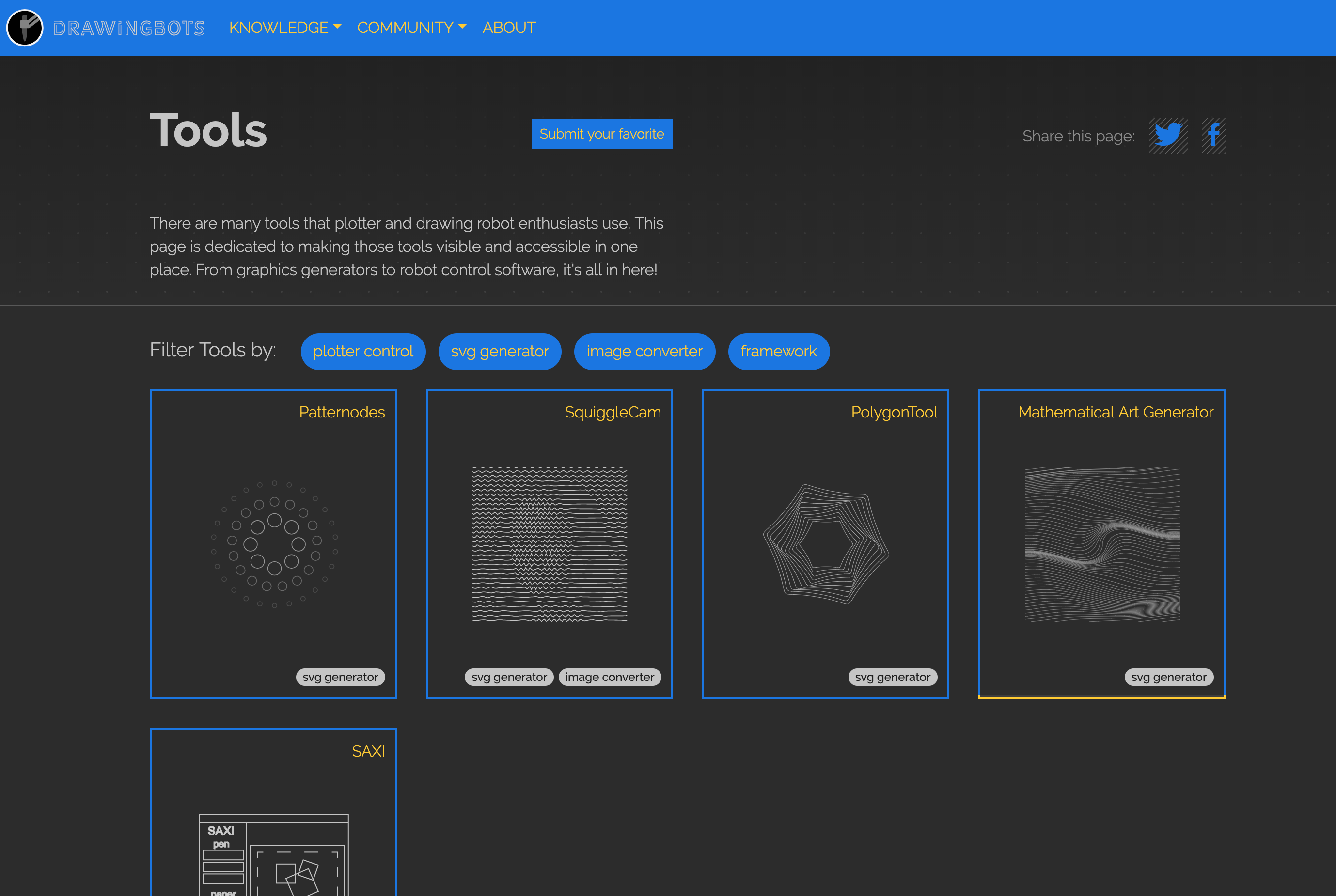 Drawingbots net Tools for drawing robots and other CNC machines