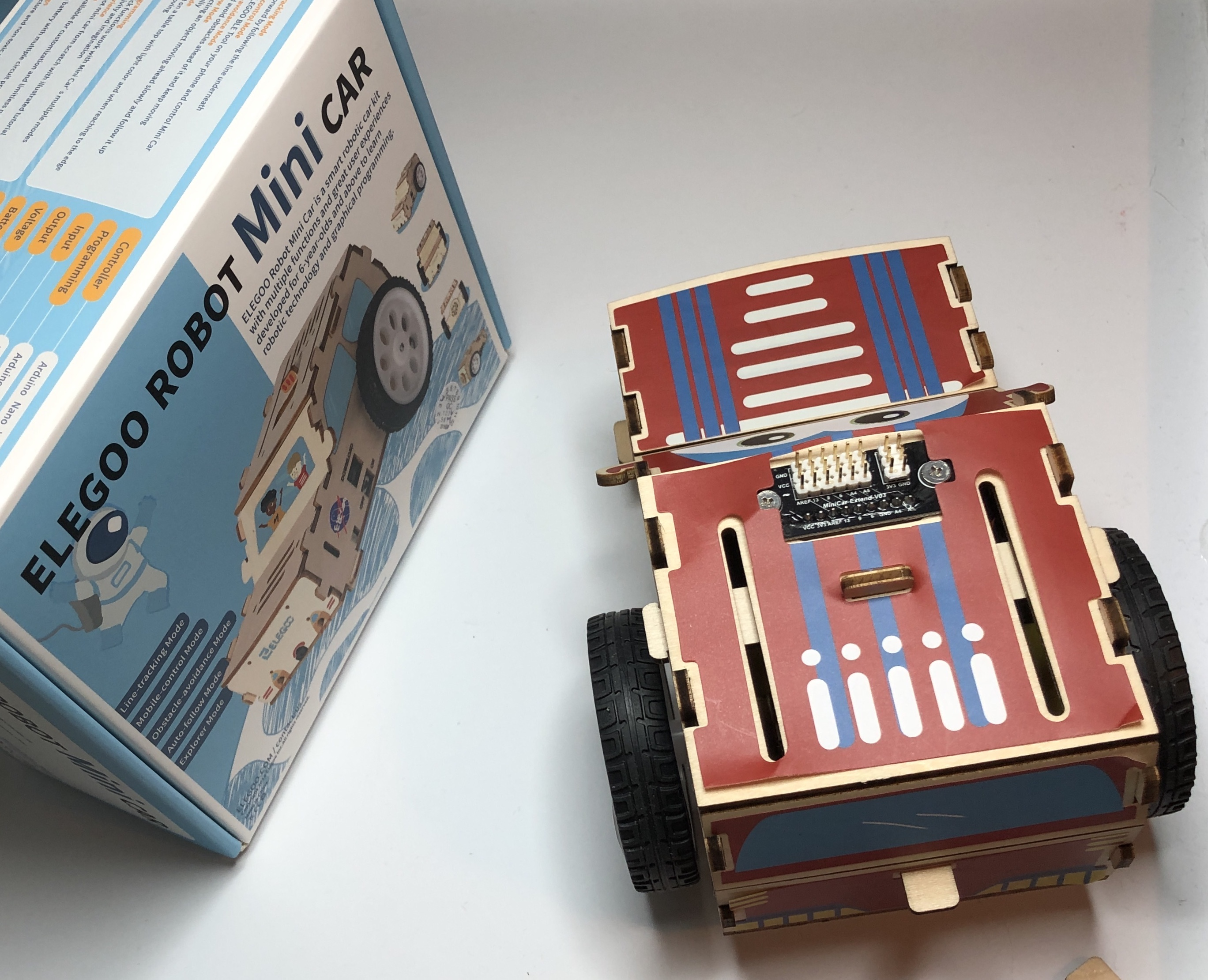 Elegoo Robot Mini Car