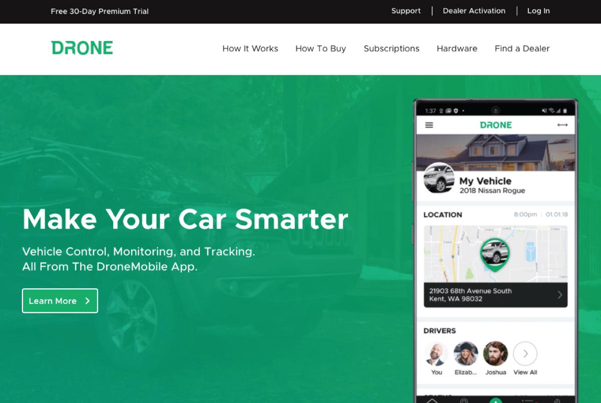 Dronemobile.com – Home